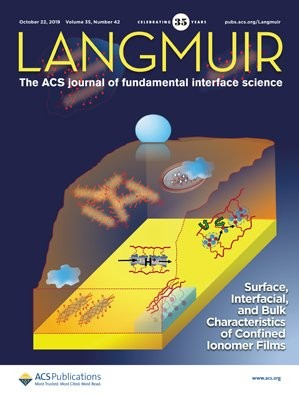 Langmuir: Volume 35, Issue 42