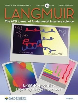 Langmuir: Volume 35, Issue 43