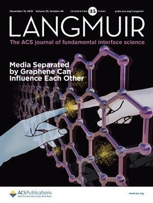 Langmuir: Volume 35, Issue 46