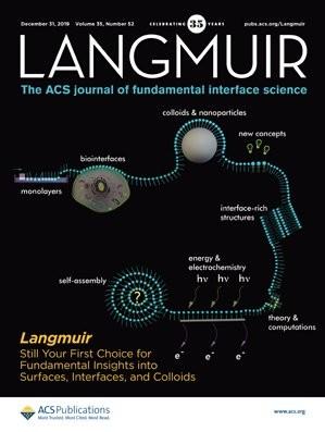 Langmuir: Volume 35, Issue 52