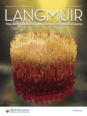 Langmuir: Volume 36, Issue 11