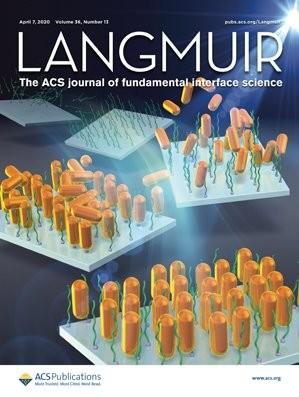 Langmuir: Volume 36, Issue 13