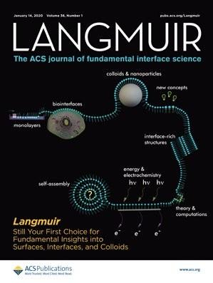 Langmuir: Volume 36, Issue 1