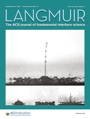 Langmuir: Volume 36, Issue 37