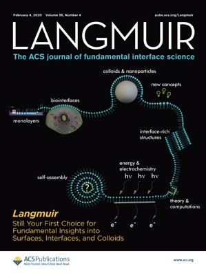 Langmuir: Volume 36, Issue 4