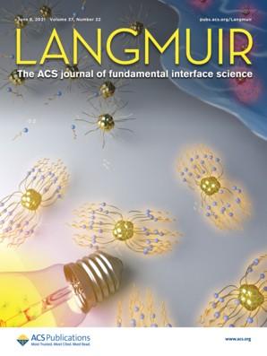 Langmuir: Volume 37, Issue 22
