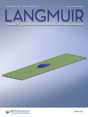 Langmuir: Volume 37, Issue 37