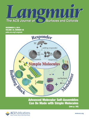 Langmuir: Volume 30, Issue 48