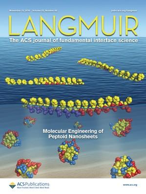 Langmuir: Volume 32, Issue 45