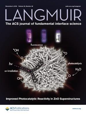 Langmuir: Volume 32, Issue 48