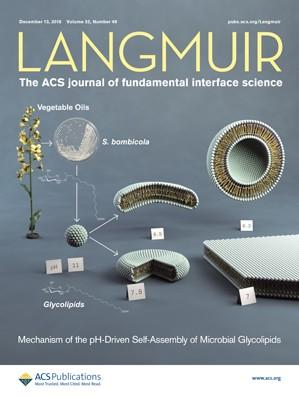 Langmuir: Volume 32, Issue 49