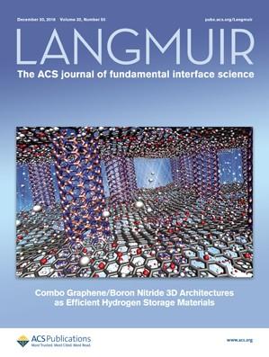 Langmuir: Volume 32, Issue 50