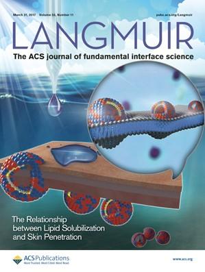 Langmuir: Volume 33, Issue 11