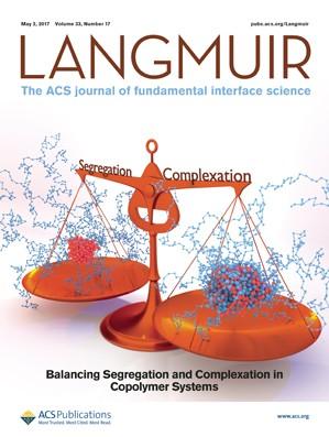Langmuir: Volume 33, Issue 17
