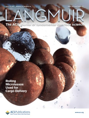 Langmuir: Volume 33, Issue 23