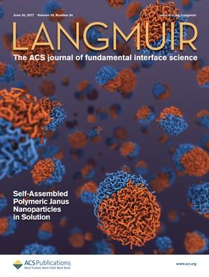 Langmuir: Volume 33, Issue 24