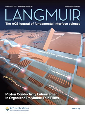 Langmuir: Volume 33, Issue 44