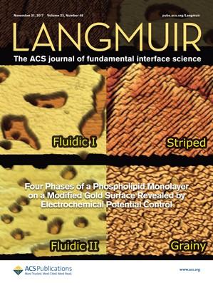 Langmuir: Volume 33, Issue 46