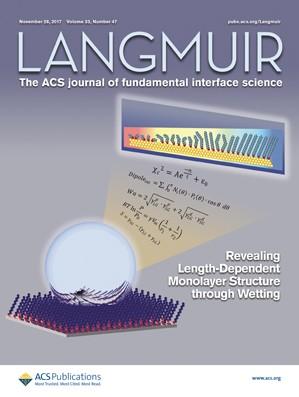 Langmuir: Volume 33, Issue 47