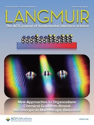 Langmuir: Volume 33, Issue 48
