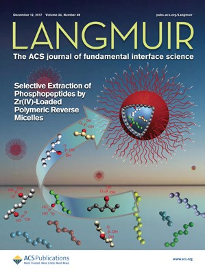 Langmuir: Volume 33, Issue 49
