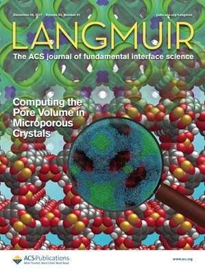 Langmuir: Volume 33, Issue 51