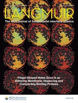 Langmuir: Volume 34, Issue 15