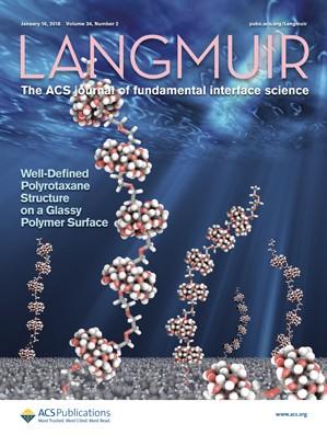 Langmuir: Volume 34, Issue 2