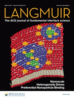 Langmuir: Volume 34, Issue 20