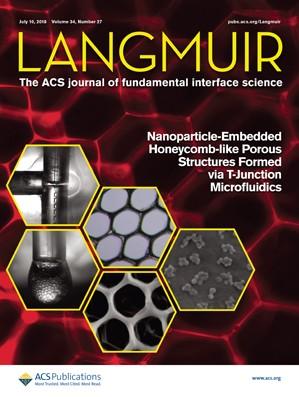 Langmuir: Volume 34, Issue 27