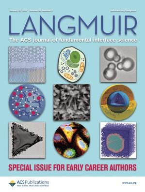 Langmuir: Volume 34, Issue 3