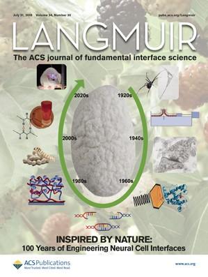 Langmuir: Volume 34, Issue 30