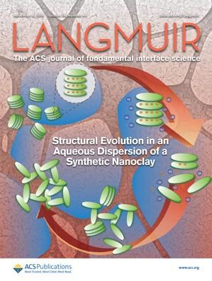 Langmuir: Volume 34, Issue 44