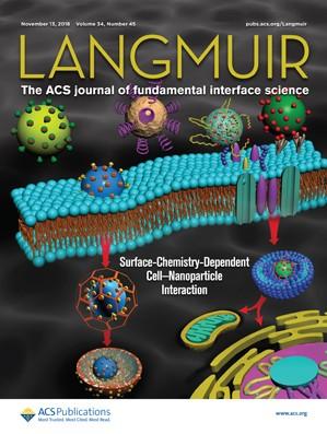 Langmuir: Volume 34, Issue 45