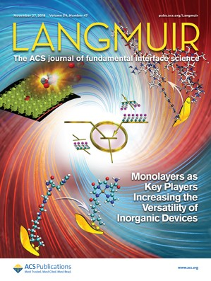 Langmuir: Volume 34, Issue 47