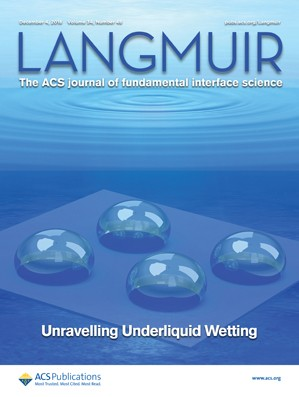 Langmuir: Volume 34, Issue 48
