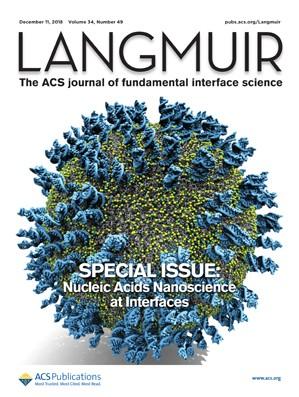 Langmuir: Volume 34, Issue 49