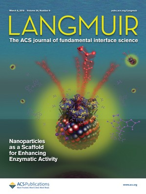 Langmuir: Volume 34, Issue 9