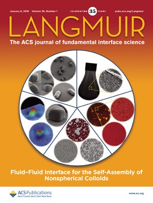 Langmuir: Volume 35, Issue 1
