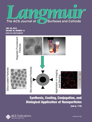 Langmuir: Volume 26, Issue 14