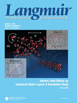 Langmuir: Volume 26, Issue 15