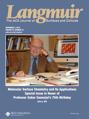 Langmuir: Volume 26, Issue 21