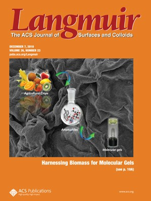 Langmuir: Volume 26, Issue 23