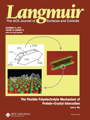 Langmuir: Volume 26, Issue 24