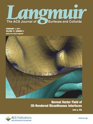 Langmuir: Volume 27, Issue 3