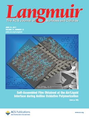 Langmuir: Volume 27, Issue 12