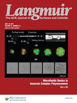 Langmuir: Volume 27, Issue 14