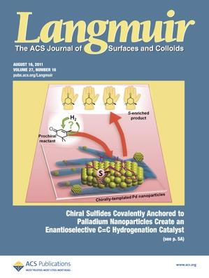 Langmuir: Volume 27, Issue 16