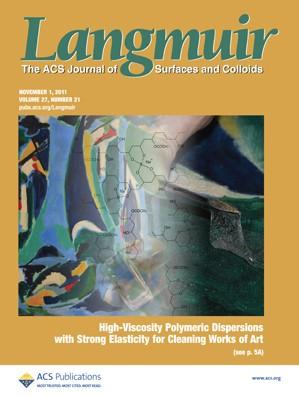 Langmuir: Volume 27, Issue 21
