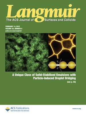 Langmuir: Volume 28, Issue 6